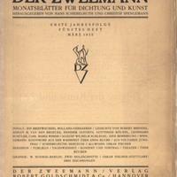 Der Zweemann, No. 5
