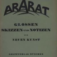 Der Ararat, Vol. 1, No. 11-12