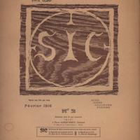 Sic, No. 2