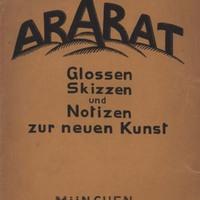 Der Ararat, Vol. 1, No. 4