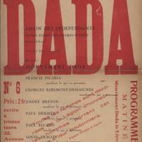 Dada, No. 6, (Bulletin Dada)