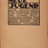 Neue Jugend, No. 5