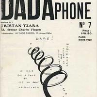 Dada, No. 7, (Dadaphone)
