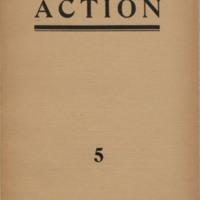 Action, Vol. 1, no. 5