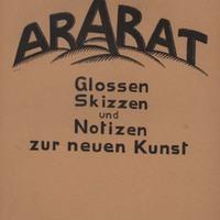 Der Ararat, Vol. 1, No. 7