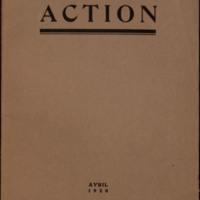 Action, Vol. 1, no. 3