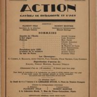 Action, Vol. 2, no. 9