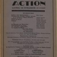 Action, Vol. 2, no. 10