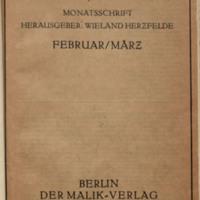 Neue Jugend, No. 11-12