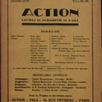 Action, Vol. 2, no. 7