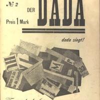 Der Dada, No. 2