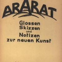 Der Ararat, Vol. 1, No. 5-6
